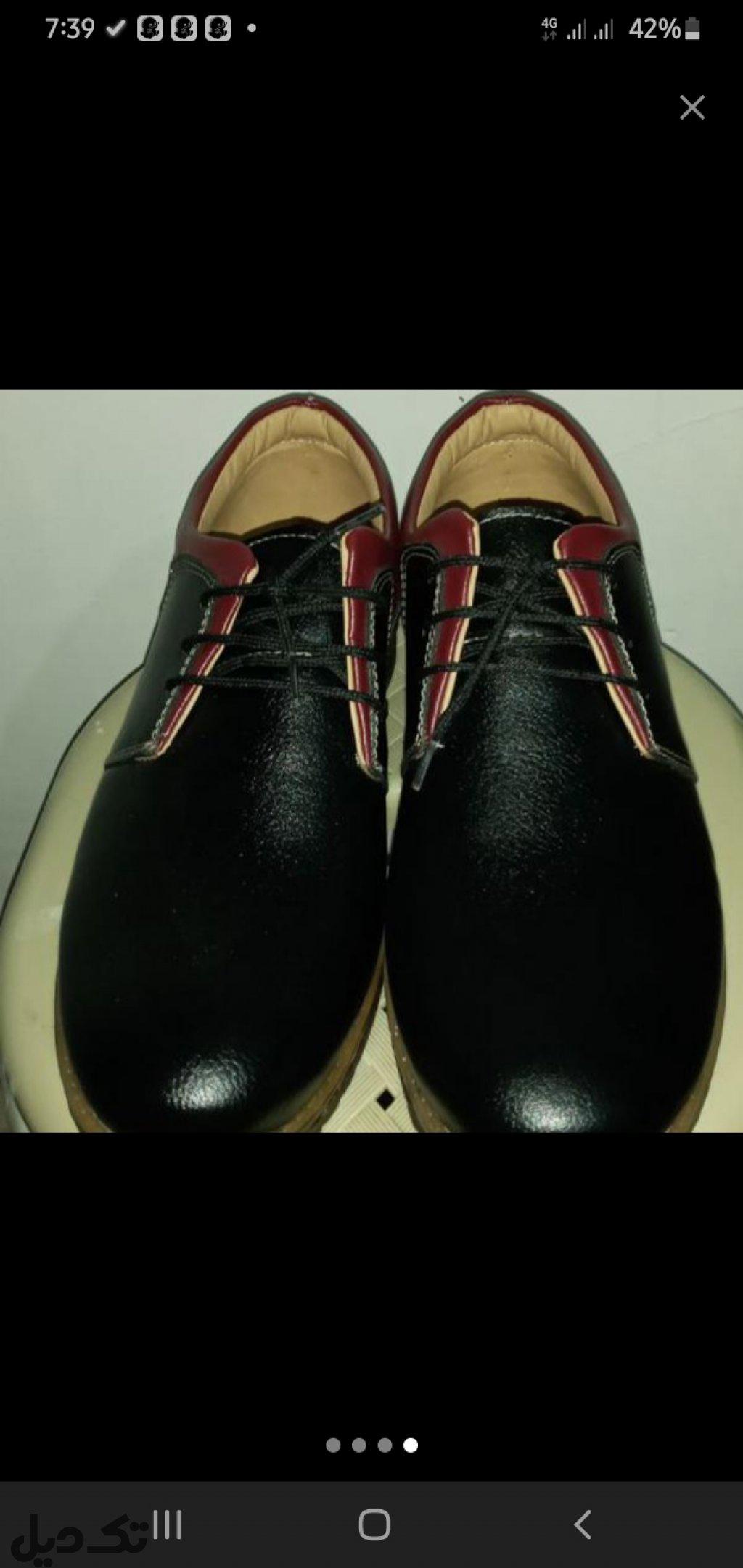 کفش رسمی مردانه