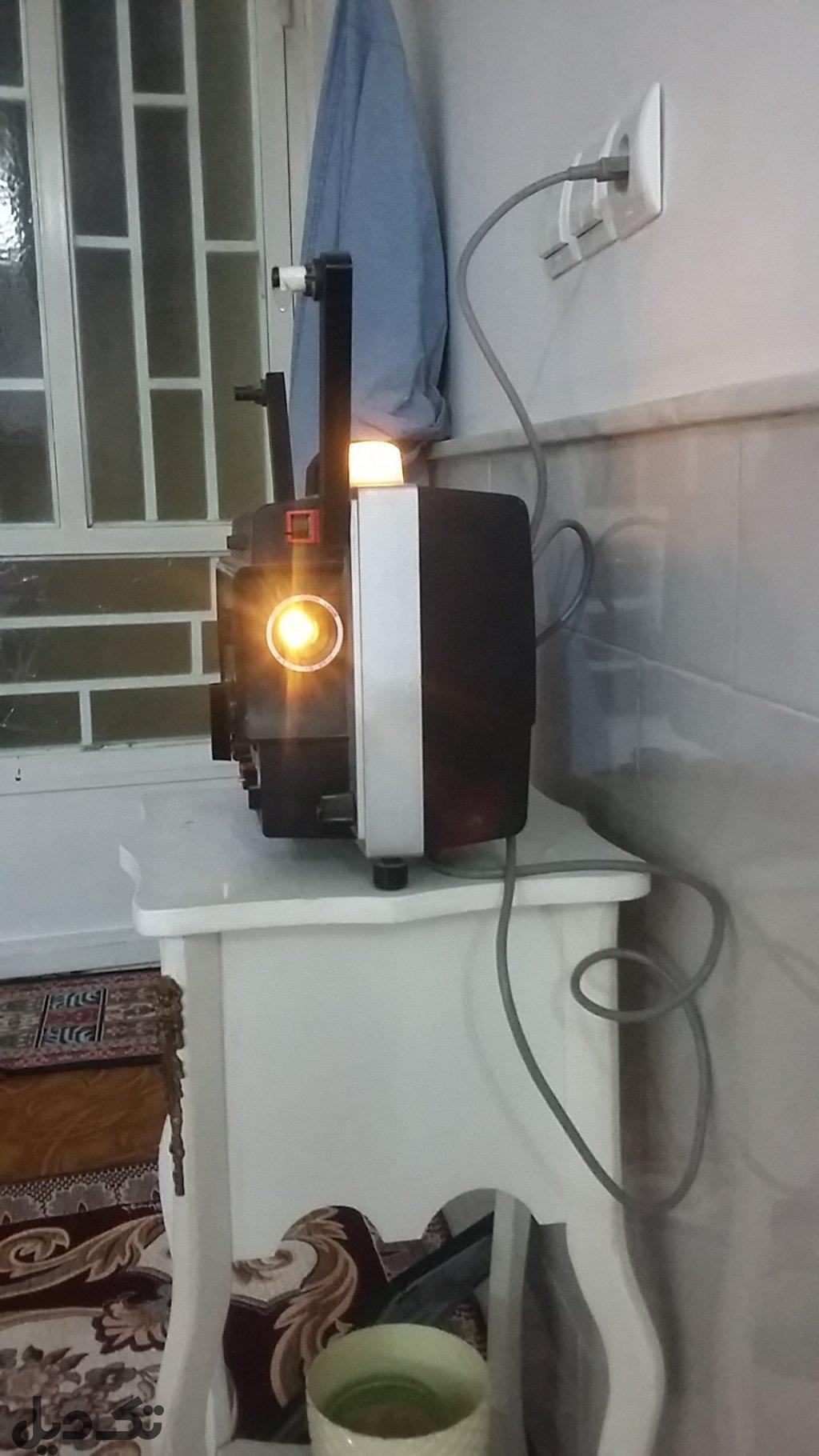 ویدیوپرژکتور