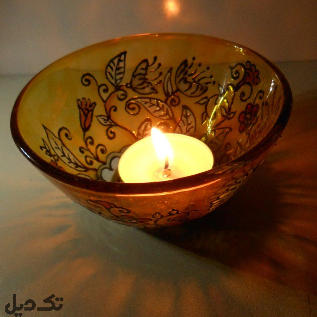 جا شمعی ویترای (وارمر)